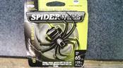 SPIDERWIRE STEALTH GLOW-VIS BRAID 65lb 125yd
